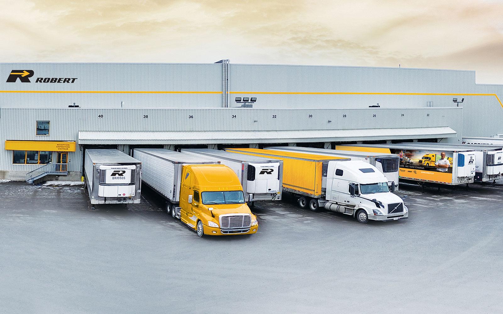 Groupe Robert - Transport, Distribution, Logistic, 3PL - Canada & U S